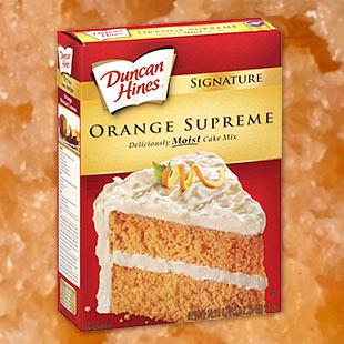 Duncan Hines Recipes Using White Cake Mix