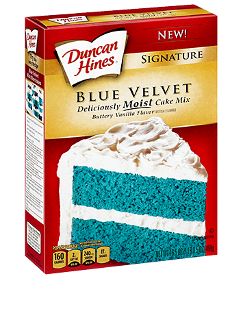 Signature Blue Velvet Cake Mix