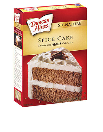 Signature Spice Cake Mix