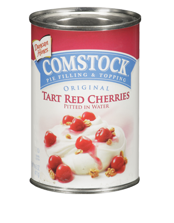 Duncan Hines Comstock® Tart Red Cherries