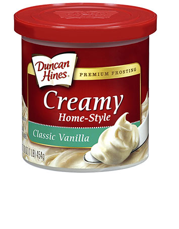 Creamy Home-Style Classic Vanilla Frosting