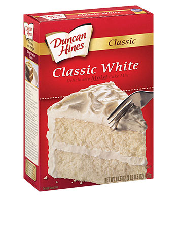 Classic White Cake Mix