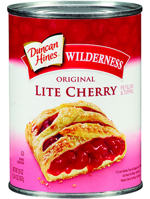 Duncan Hines Wilderness® Lite Cherry Pie Filling & Topping