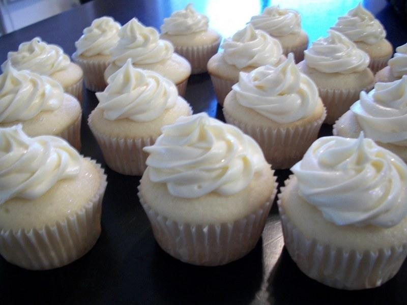 BEST white cake