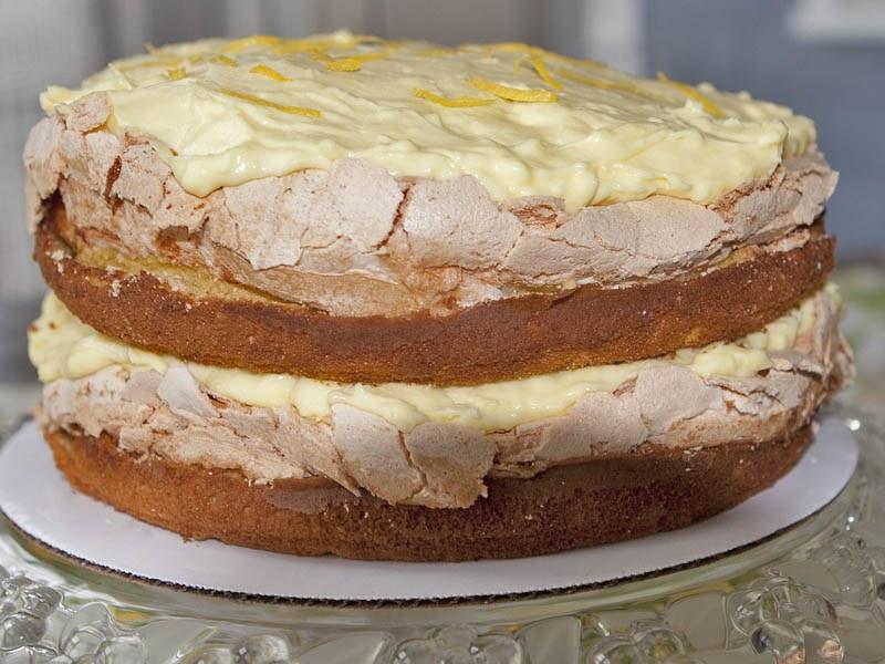 Delia Smith Lemon Birthday Cake