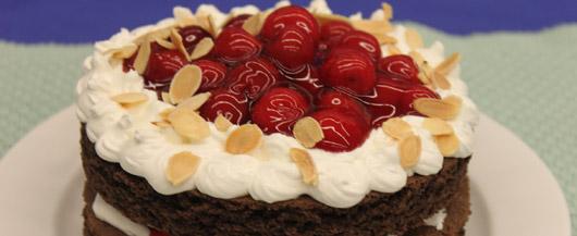 Black Forest Torte Supreme