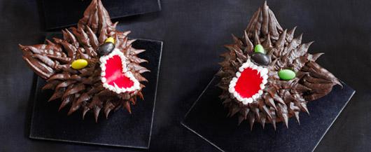 Werewolf Cupcakes