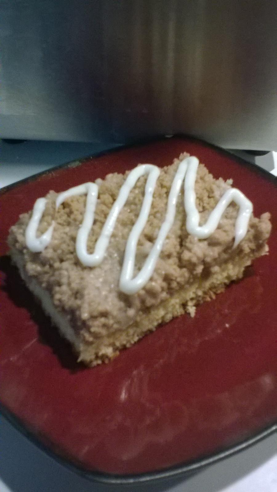 Duncan Hines Butter Golden Crumb Cake