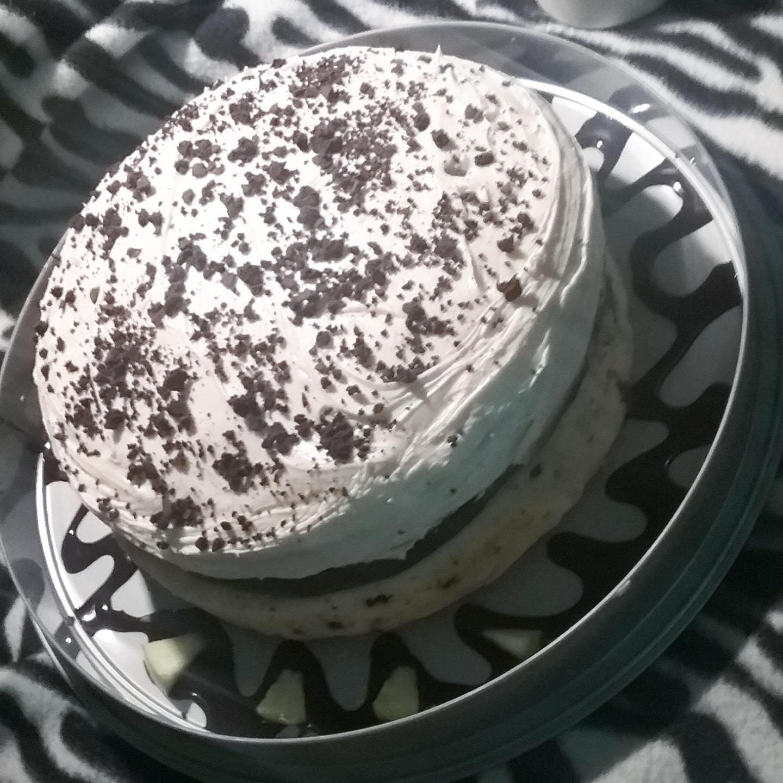 Cookies Amp Creme Cake Duncan Hines 174