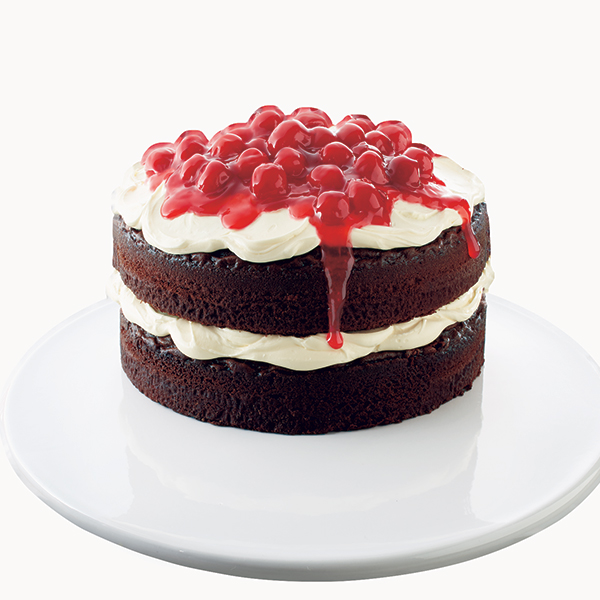 Duncan Hines Cherry Fruit Toppers Layer Cake