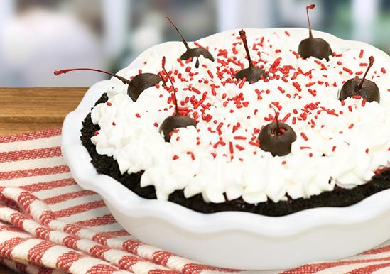 Comstock Cherry Chocolate Lovers Pie