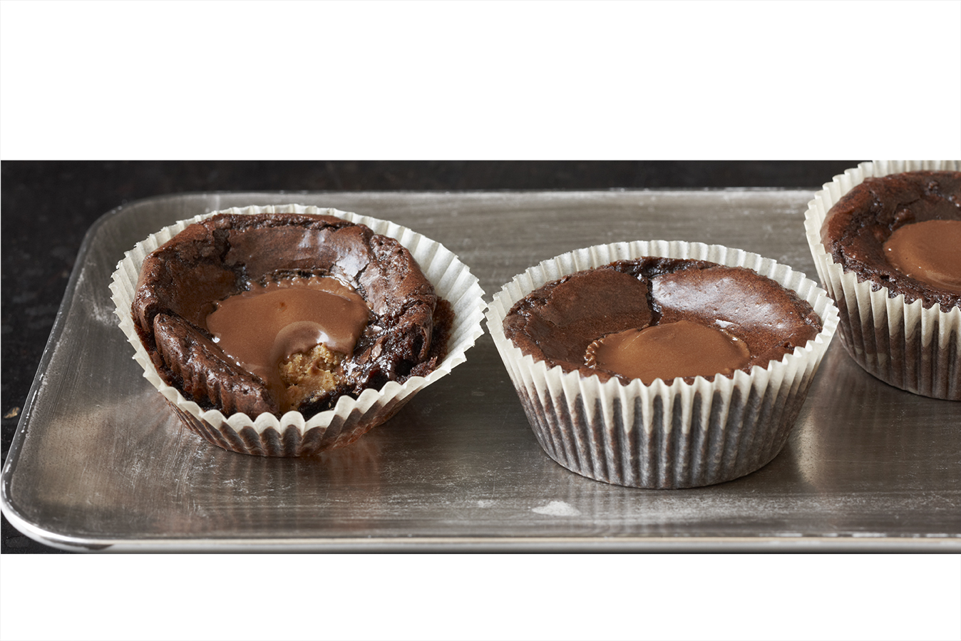Brownie Candy Cups