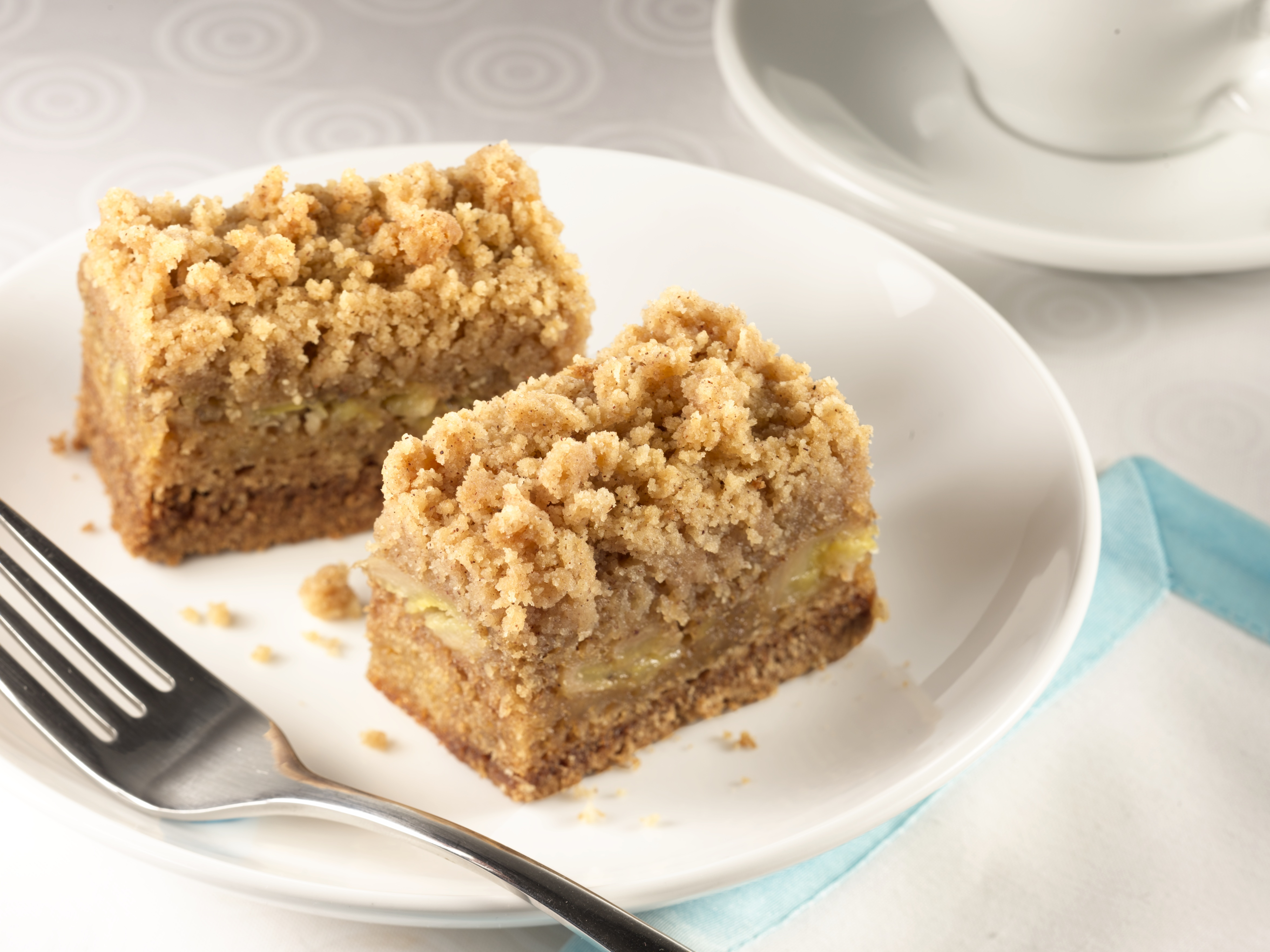 Banana Rum Coffee Cake