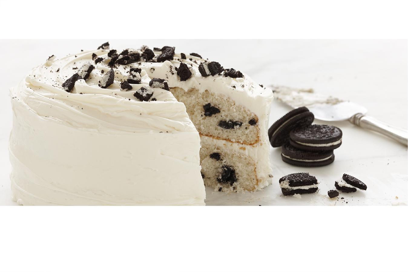 Cookies & Creme Cake