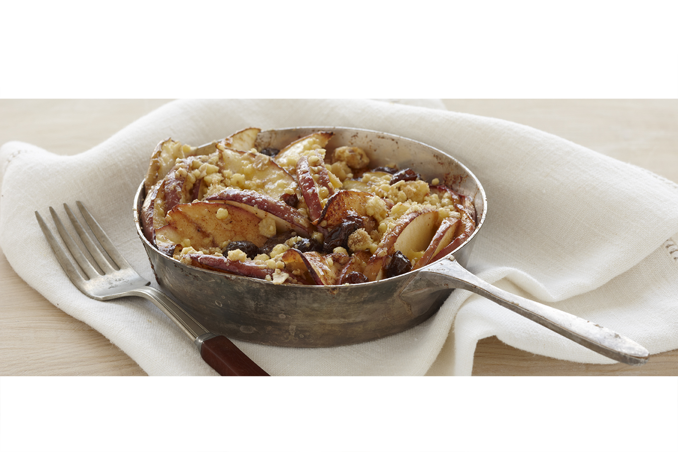 Deep Dish Apple Cobbler
