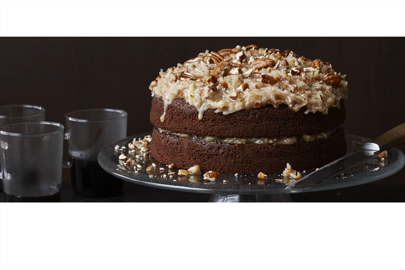 German Chocolate Cake | Duncan Hines®