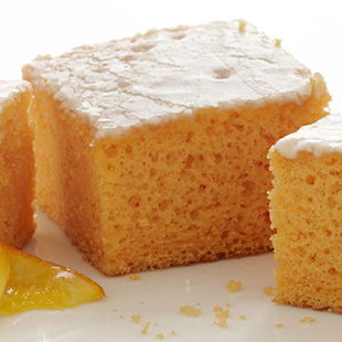 Duncan Hines Orange Soak Cake