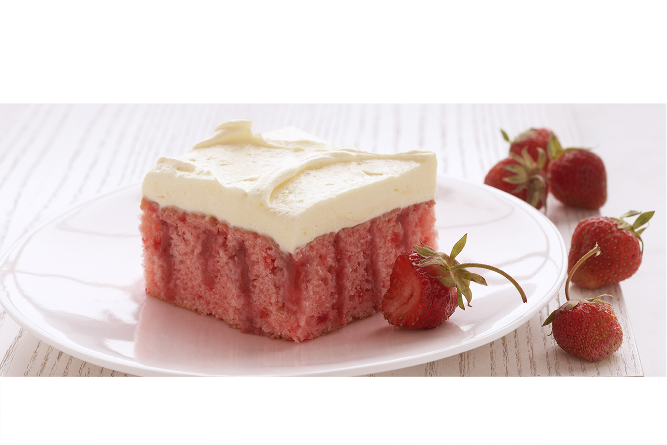 Strawberry Poke Cake Strawberry Poke Cake