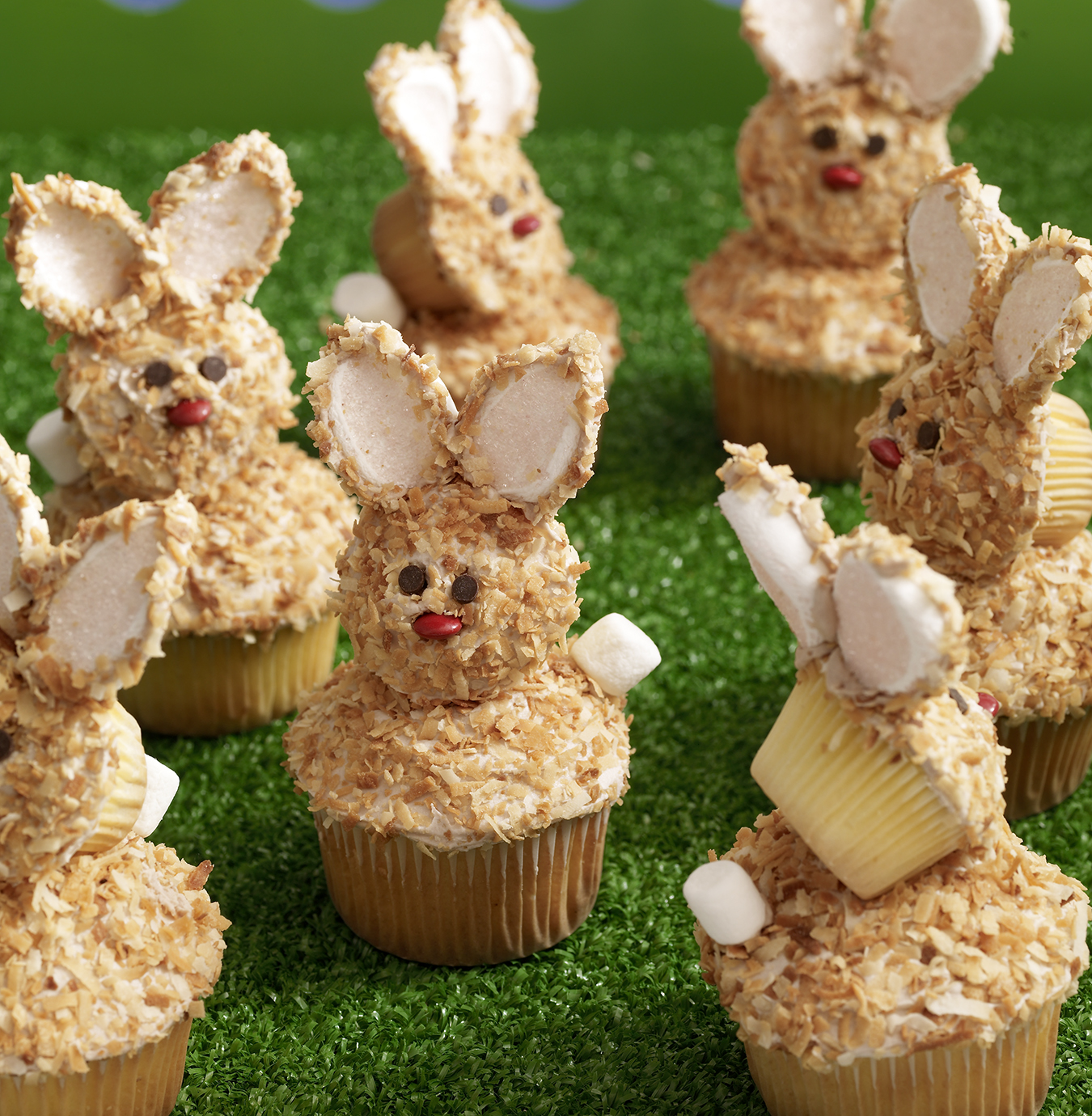 Toasted Coconut Bunnies