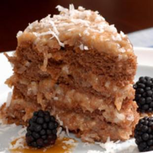High Altitude German Chocolate Cake Recipe