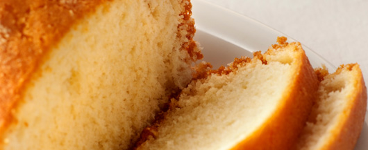 Recipes for buttery pound cake