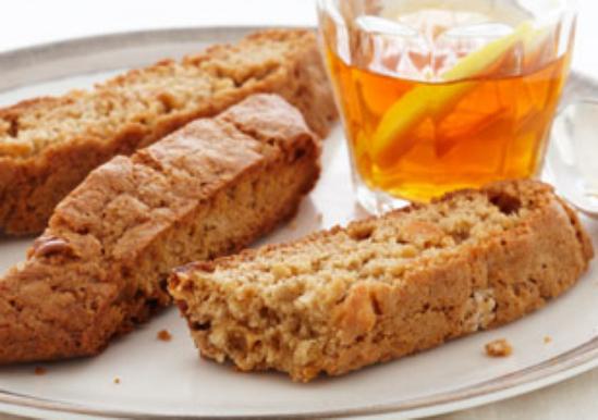 Duncan Hines Cake Mix Biscotti