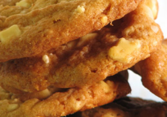 Butterscotch Spice Cookies