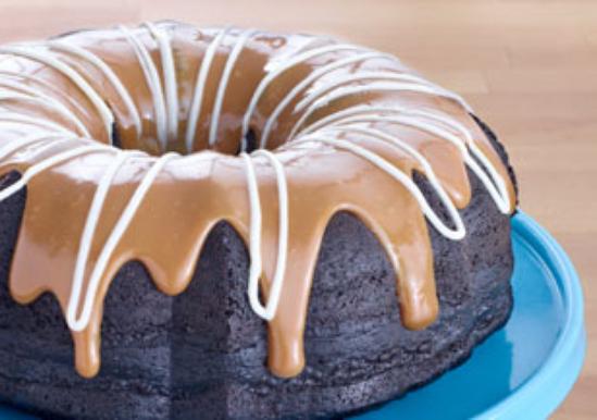 Caramel Bundt Cake