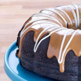 Duncan Hines Chocolate Coconut Bundt Cake