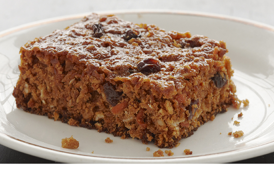 Chewy Carrot Cake Oatmeal Bars Duncan Hines