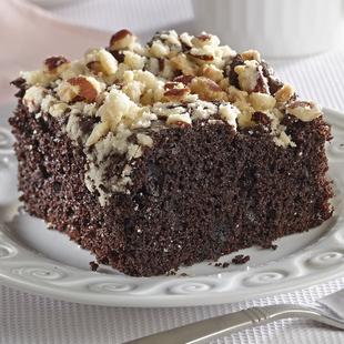 Duncan Hines Dark Chocolate Fudge Cake Mix Reviews