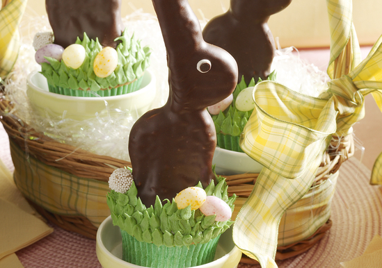 Chocolate Peanut Butter Bunnies