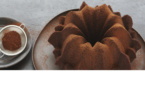 Devil's Food Pound Cake