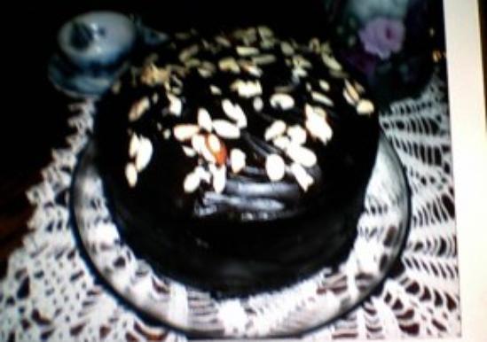 Duncan Hines Three Layer Chocolate Cake