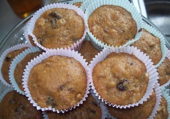 Grandma's Mincemeat cupcakes