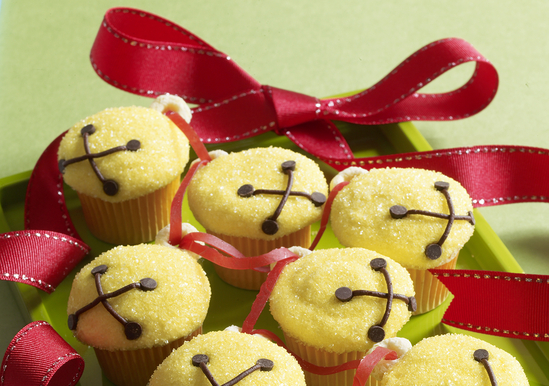 Jingle Bells Cupcakes