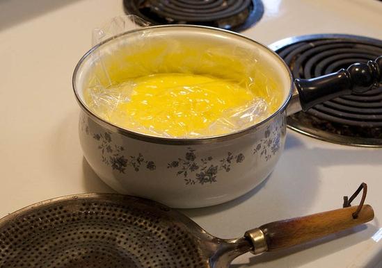 Lemon Cream Filling