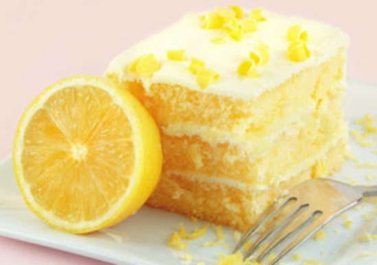 Lemon Supreme Cake Icing Recipe