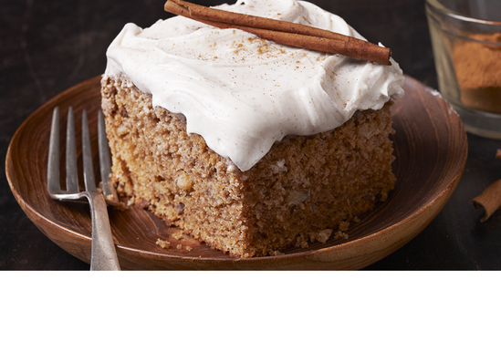 Old Fashioned Applesauce Spice Cake | Duncan Hines®