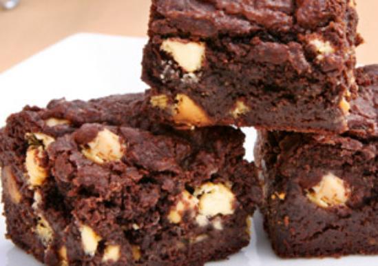 Duncan Hines Milk Chocolate Chunk Brownie Mix Recipes