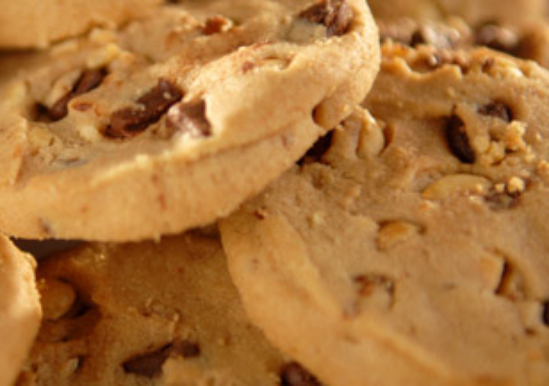 Quick Peanut Butter Chocolate Chip Cookies
