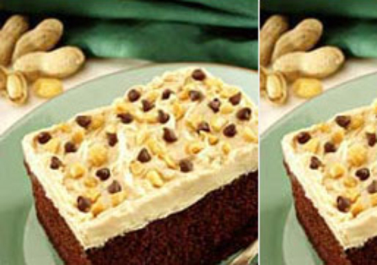 Quick Rocky Road Cake