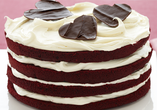 Red Velvet Dream Torte