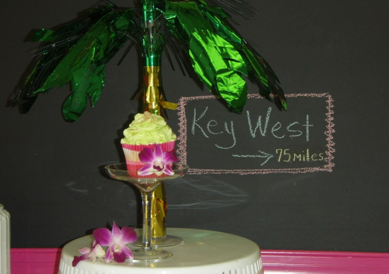 S Florida's Finest Key Lime Pie Mousse Filled Cupcake