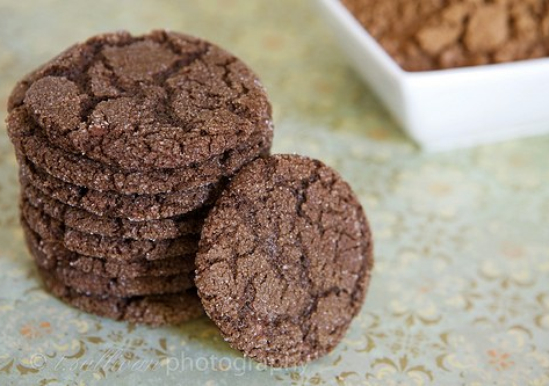 Easy simple chocolate cookie recipes