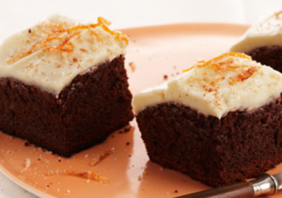 Spicy HOT Chocolate Brownies