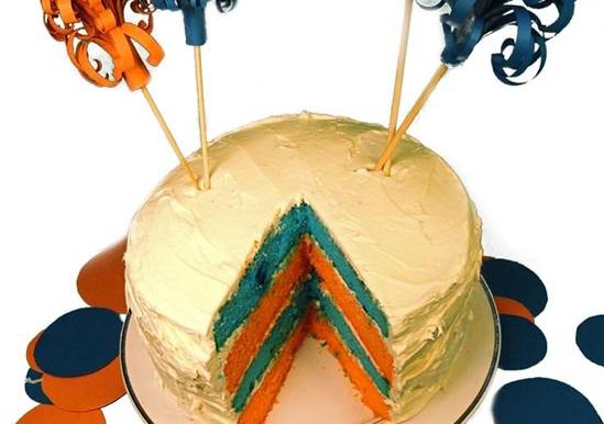 Team Spirit Cake