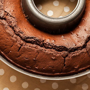 Bake your own chocolate cake.