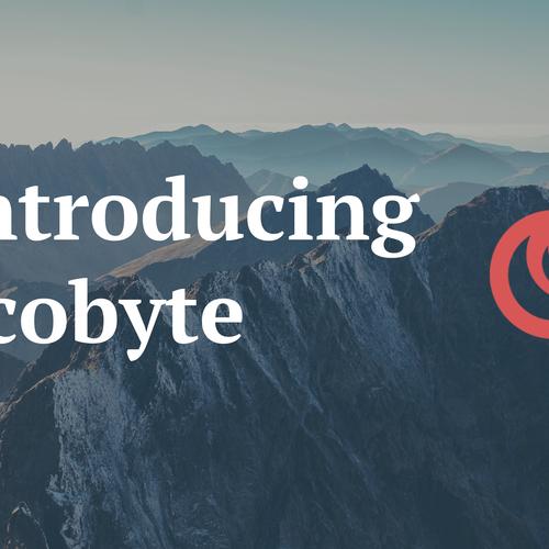 Ecobyte announcement