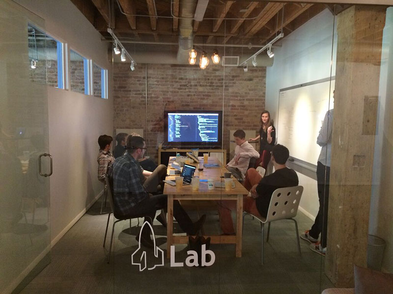 Demo Day at LaunchPadLab